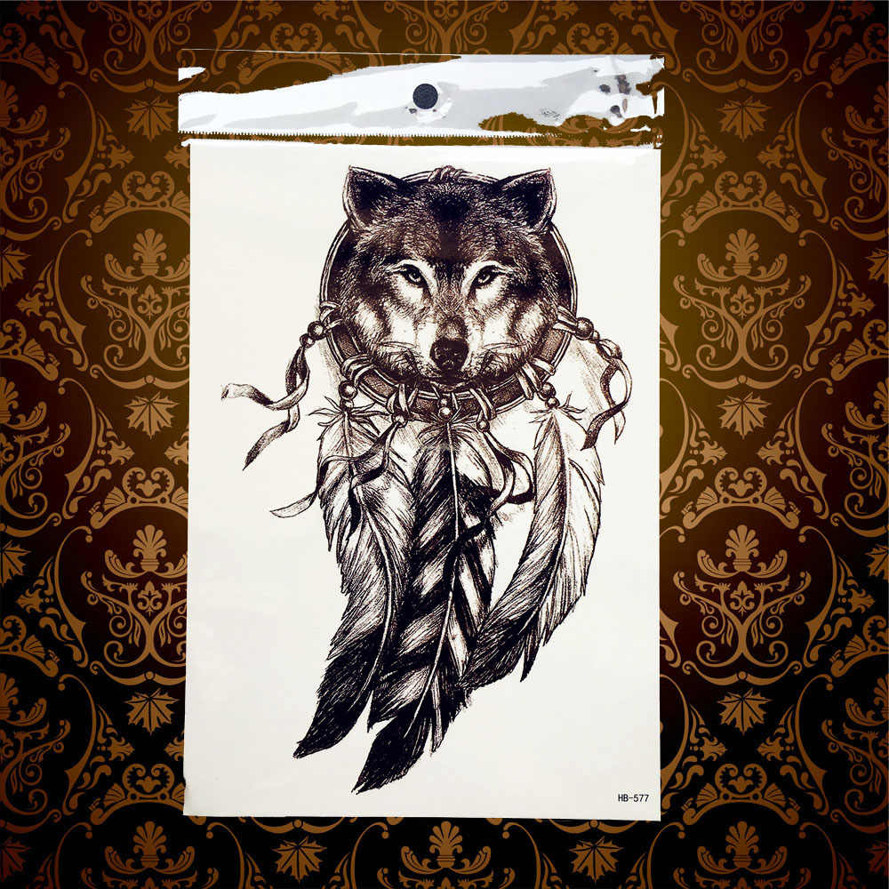 Fashion Gold Swallow Bird Tattoos Sliver Butterfly Temporary Tattoo Flower Leaf Bracelet Flesh Tattoos Chains Flash Tatto Decals