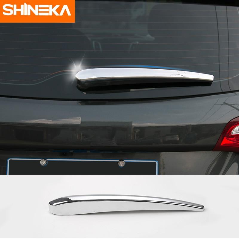 SHINEKA Decorative-Cover Car-Accessories Window-Windshield Rain Rear for Chevrolet Equinox