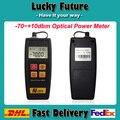 YJ-350A Telecomunicaciones-70 ~ + $ number dbm Handheld Mini Medidor de Potencia Óptica