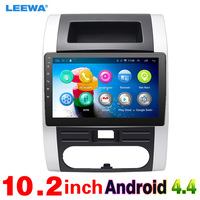 LEEWA 10 2inch Bigger HD Screen Android 4 4 Quad Core Car Media Player With GPS