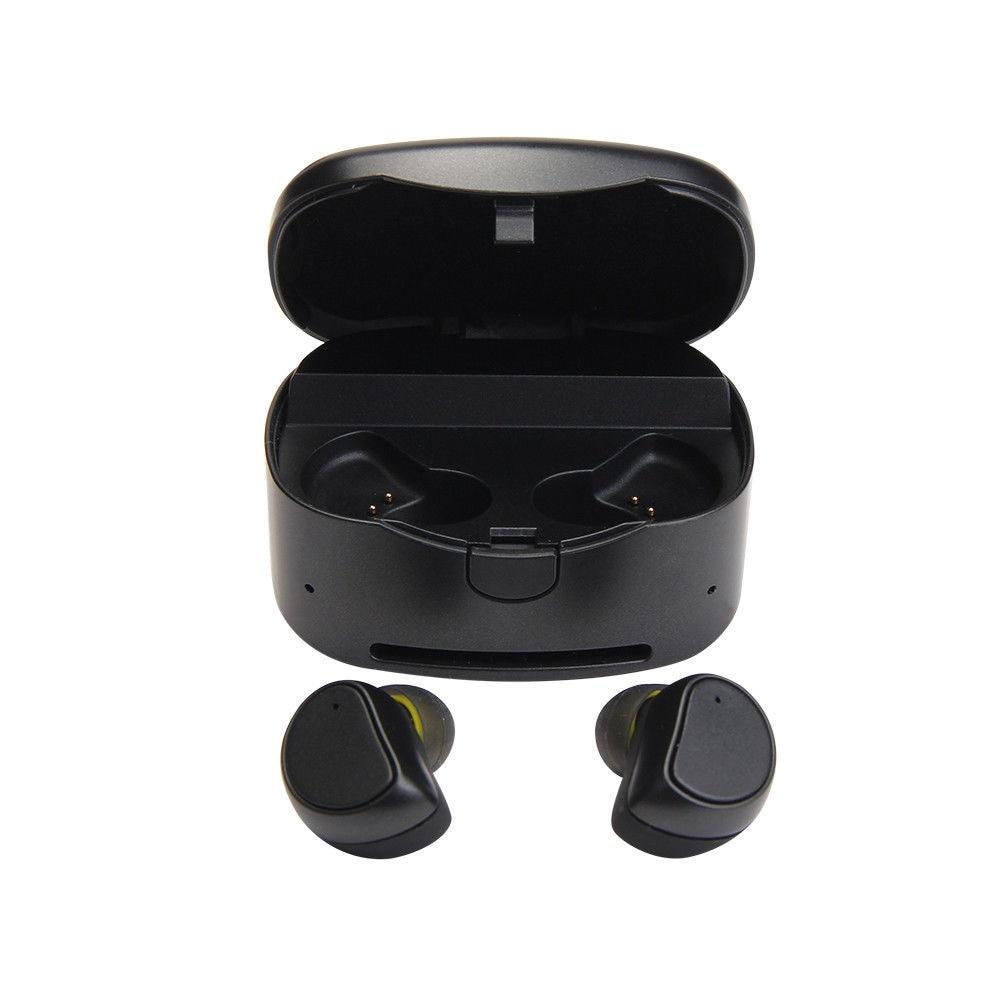 Nuovo TWS HV-316T Twins Vero Wireless auricolari Bluetooth Mini auricolare stereo Bluetooth Handsfree del Trasduttore Auricolare con Box Di Ricarica Dock