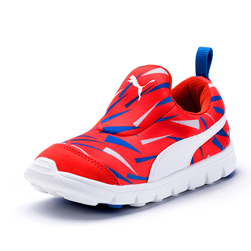 411bd50e726 PUMA BAO Summer New Boy Kids Sneakers Colorful Pattern Breathable Girl  Children Sport Running Shoe Luxury Brand Baby Casual Shoe-in Sneakers from  Mother ...