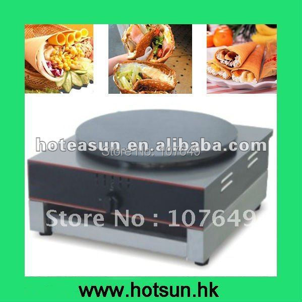 Hot Sale One Head Gas Crepes Baker
