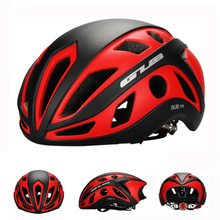 Thicken qualified Road Bicycle helmet Cycling bike sports  in-mold Helmet City Bike with brim headgear Cascos Ciclismo 56-61cm