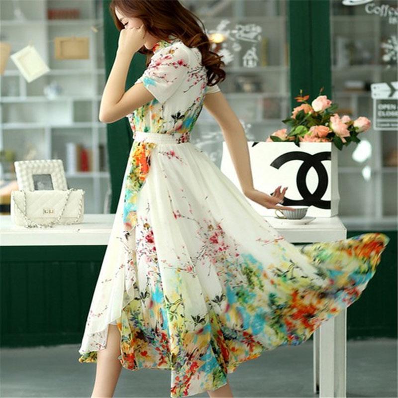 Image result for floral print dresses images