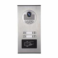 Vender SmartYIBA 1000TVL CMOS IR cámara de visión nocturna para Multi apartamento 4 botón de llamada soporte