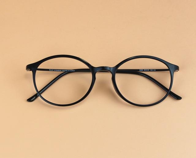 d8d0e571ca Ultem Men Eye Glasses Vintage Round Spectacle Women Eyeglasses Frame  Tungsten Titanium Optical High Quality Red Eyewear Cerceve