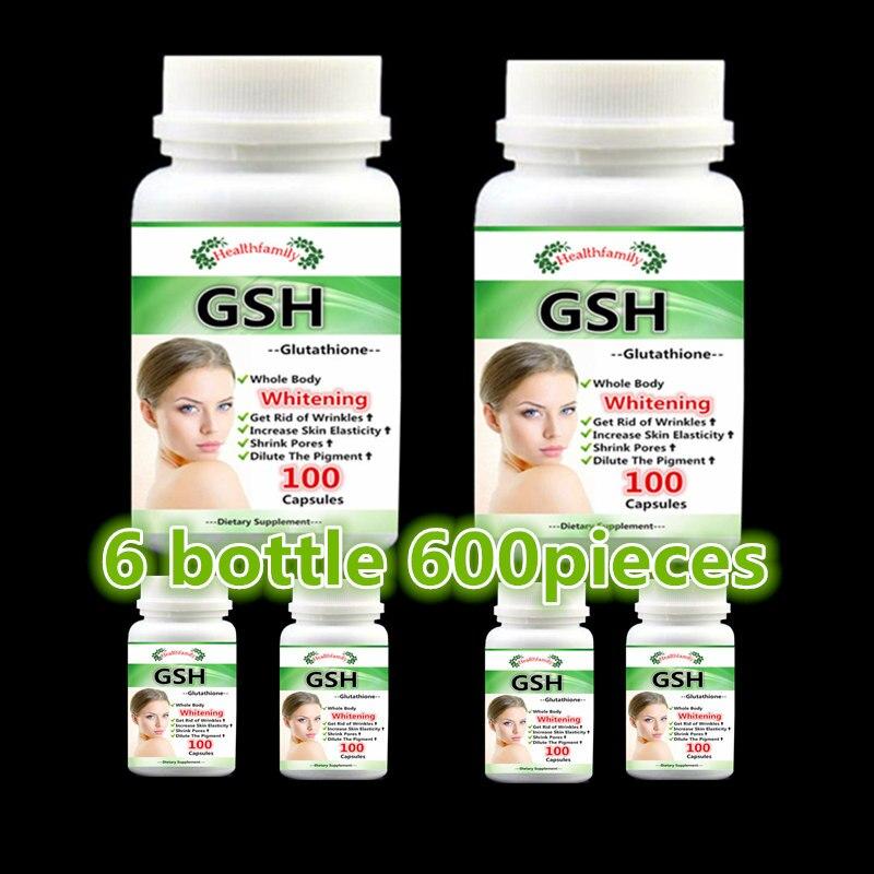 (gsh) para Branqueamento/clareamento da Pele, Glutationa Fórmula Anti Envelhecimento, Anti