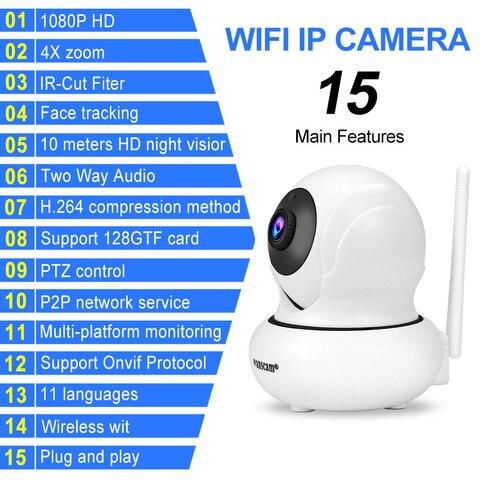 wi fi video campainha rede cctv camera