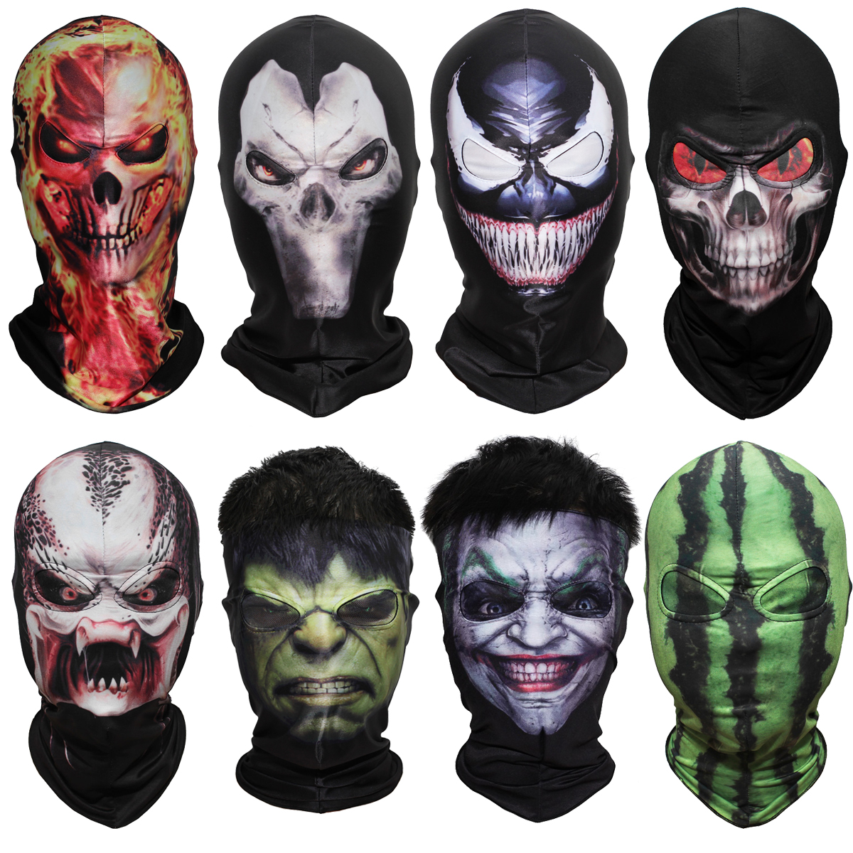 Popular Venom Mask Halloween-Buy Cheap Venom Mask Halloween lots ...
