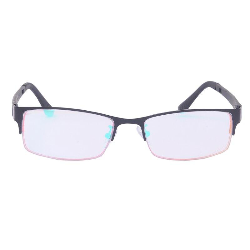 ZXTREE 2018 Mezza Frame Rosso Verde Color Blind Occhiali Da Sole di Modo Delle Donne di Colore-la cecità Occhiali Colorblind Driver Occhiali Z399