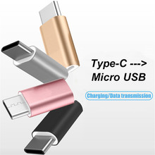 USB Type-C Adapter USB C to Micro USB OTG Cable Type C Charging Converter OTG Adapter For Samsung Galaxy S9 S8 Huawei P20 Honor(China)