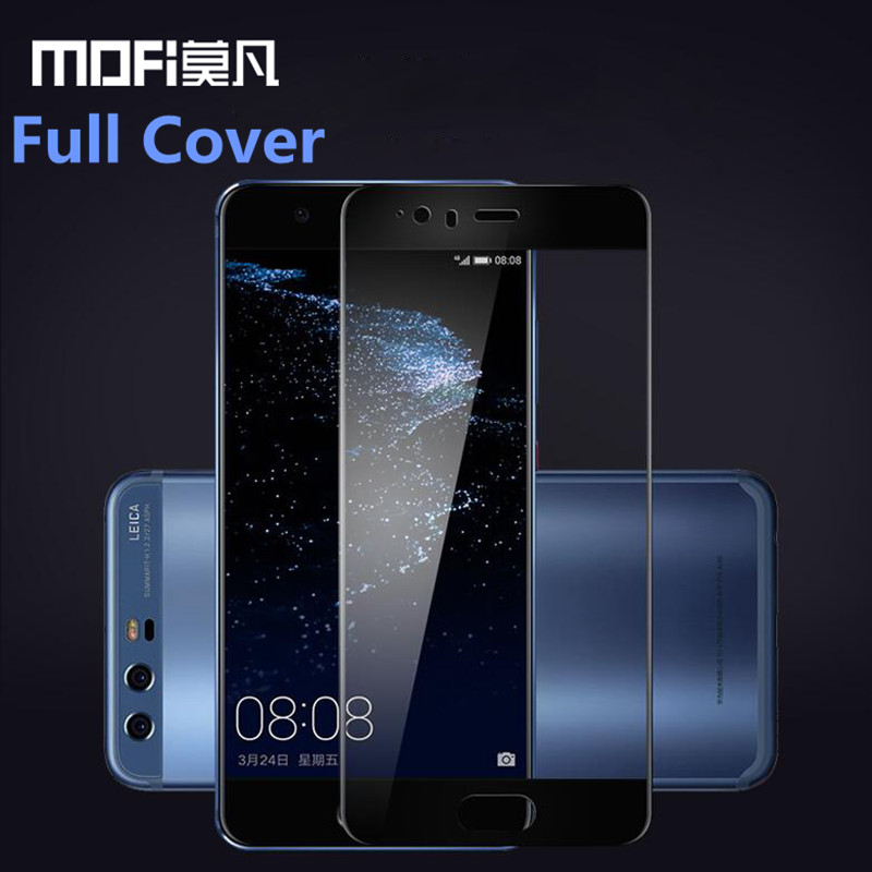 Huawei p10 Plus glass tempered Huawei p10 screen protector full cover protective film clear MOFi original Huawei p10 glass