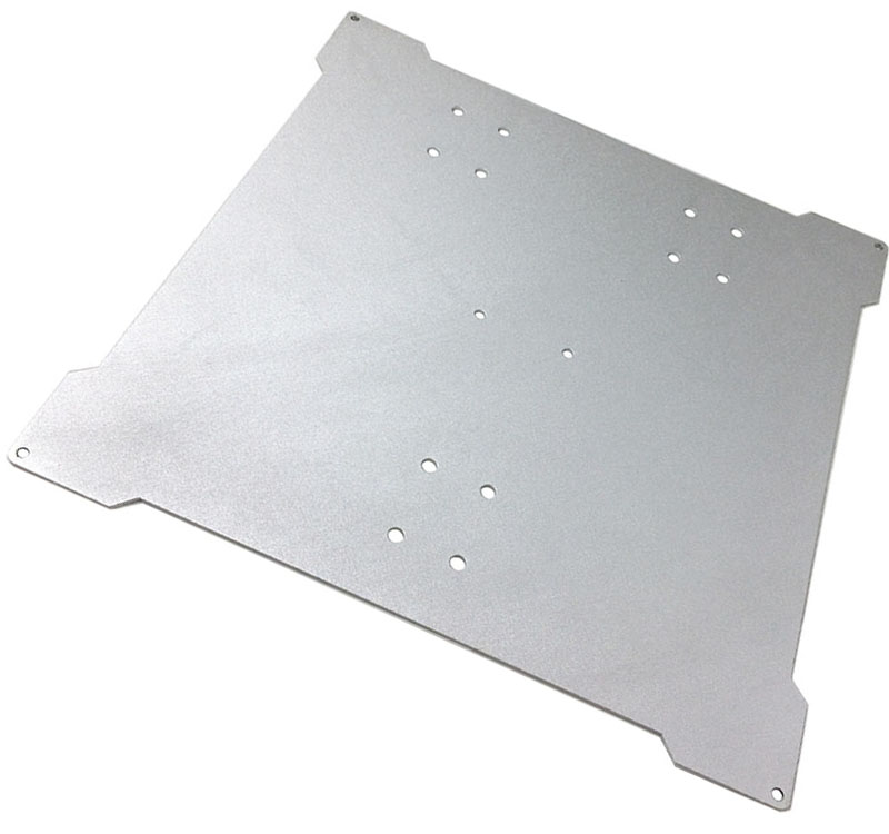 Electronic Components & Supplies 3d Printers Reprapmk2 Hot Bed Aluminum Heating Plate Size 220* 220 *2mm