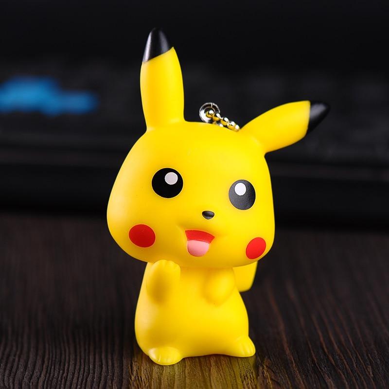 STKcar.com sell key chain Pikachu character