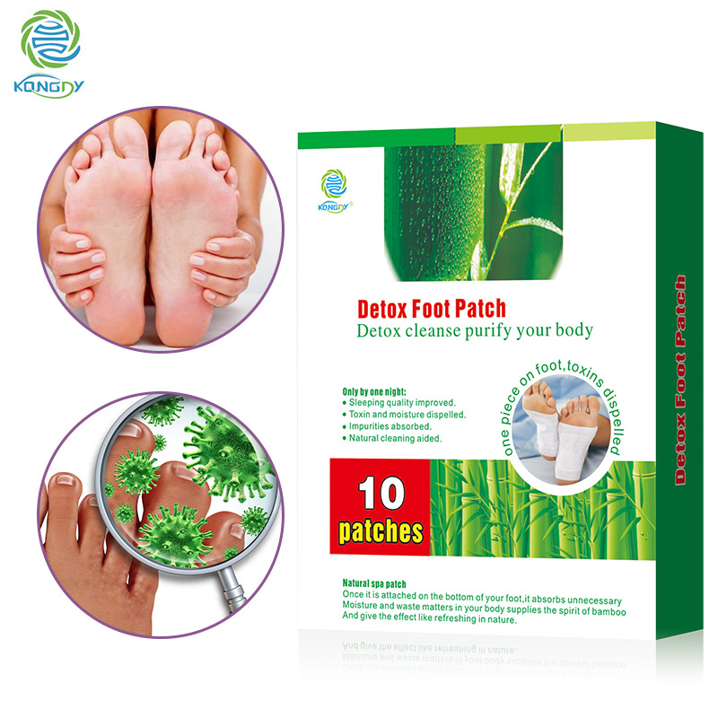 KONGDY Health Care 10 Pieces=Box Bamboo s