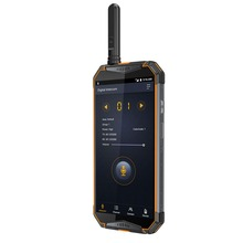 Ulefone 3T 10300mAh IP68 Wasserdichte Walkie talkie Smartphone Android 8,1 IP internet 3G 4G WCDMA Radio DMR 400 470MHZ UHF Radio