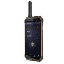 Ulefone Walkie talkie 3T impermeable IP68, 10300mAh, Android 8,1, internet IP, 3G, 4G, WCDMA, Radio DMR 400 470MHZ, UHF Radio