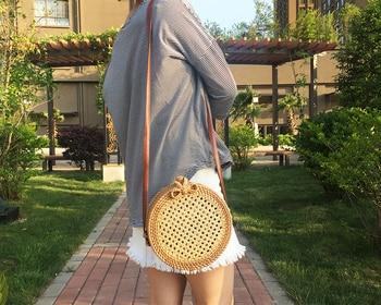 Rattan Bags For Women 2018