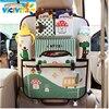Seat Storage Bag Waterproof Universal Baby Stroller Bag Organizer Baby Car Hanging Basket Storage Stroller Accessories