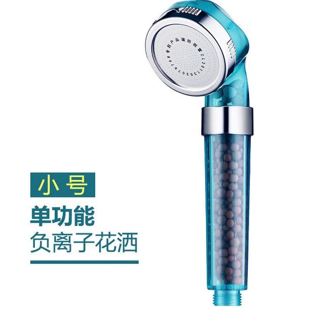 92af8a2e3cba Baño Booster plástico ABS spa aniones ducha ahorro de agua de mano de alta  presión ducha