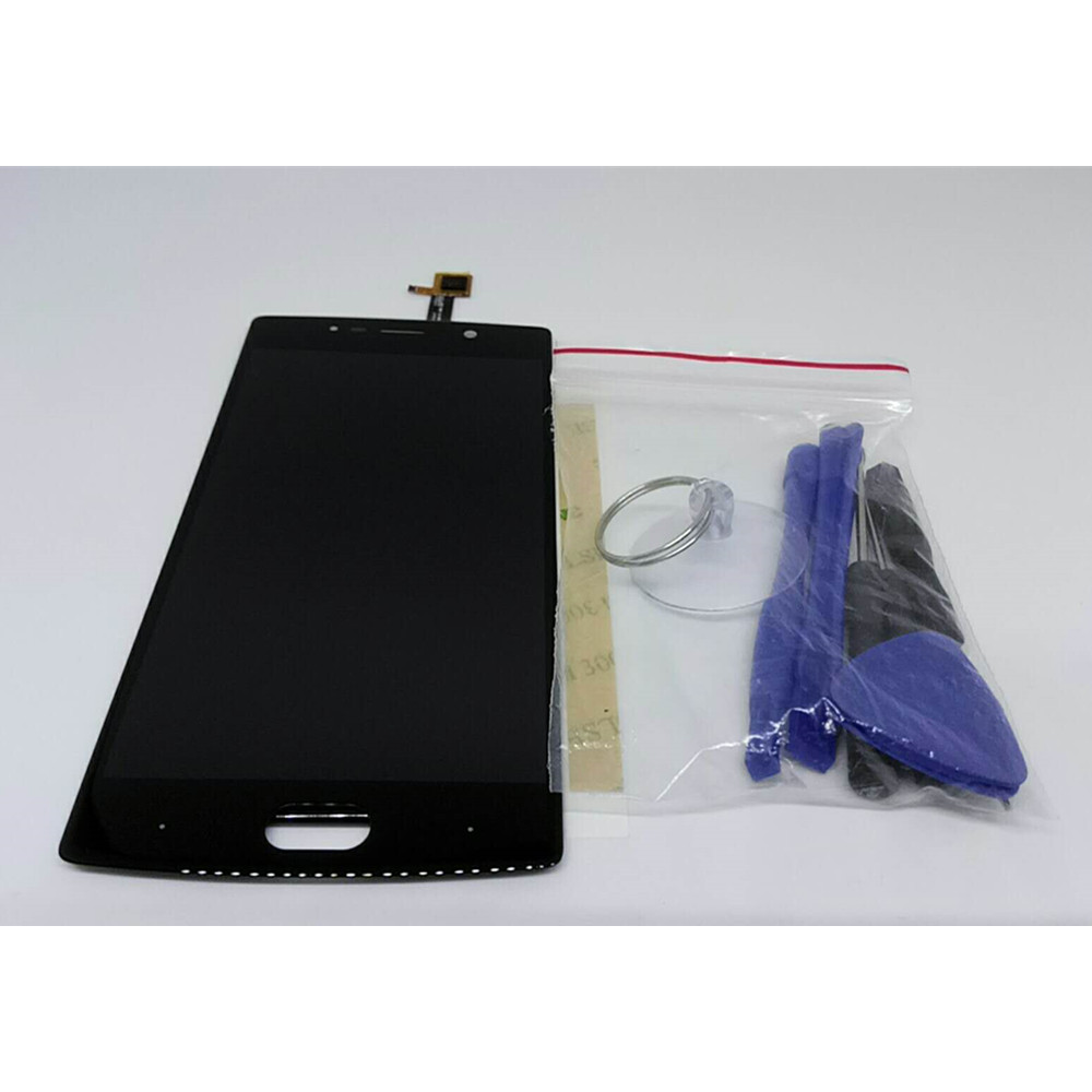 Adheisive Tape Doogee BL7000 1920 1080 5 5inch LCD Display Touch Screen Digitzer Assembly Repair Panel