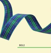 1 5 inch 38mm Scottish tartan plaid ribbon
