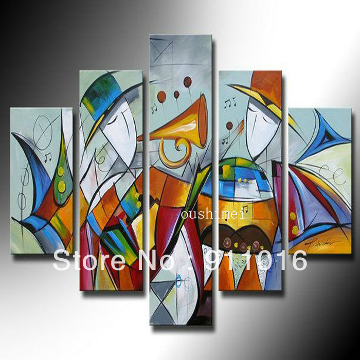 Aliexpress.com : Buy Handmade Oil Painting Home Decor Art Painting ...
