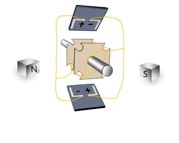 magnética presente criativo decoração de suspensão magnética ciência