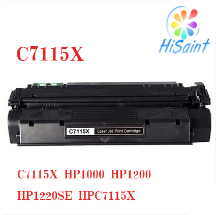ФОТО Toner Cartridge compatible HP C7115X for HP LaserJet 1000/1005/1200/1220/3300/3310/3320/3380 Canon LBP 1210