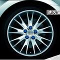 19mm 20 pçs/lote Porcas Das Rodas Do Carro de Silício Cobre Para Toyota Camry Corolla RAV4 Highlander/LandCruiser/PRADO Vitz Coroa Prius Avensis
