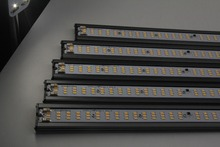 Ideagrow full spectrum led grow light bar 45W reflector 50w samsung strip For Hydroponic System