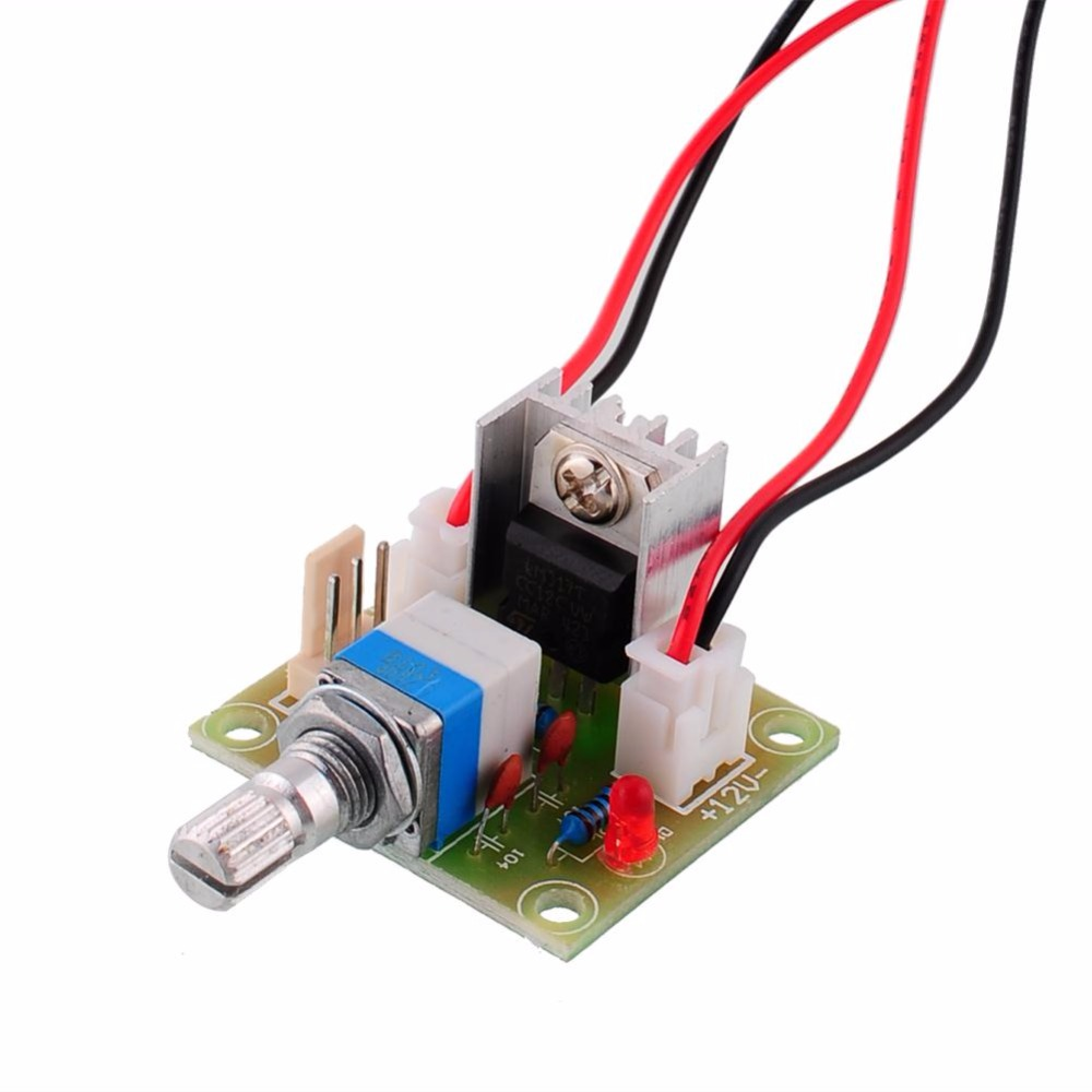 Dc Linear Converter Lm317 Buck Step Full Stage Voltage Regulator Compared To Regulators The Switching Board Fan Speed Control Switch Supply In Switches From Lights Lighting On