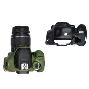 Image 3 - Máy Ảnh mới Video Thân Túi Bảo Vệ Cao Su dành cho Canon 5DS 5DSr 5DIII 5D4 6D 60D 70D 80D 1300D 100D 800D 600D DSLR