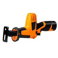 12V Rechargeable Reciprocating Saw Wood Cutting Saw Electric Wood Metal Saw