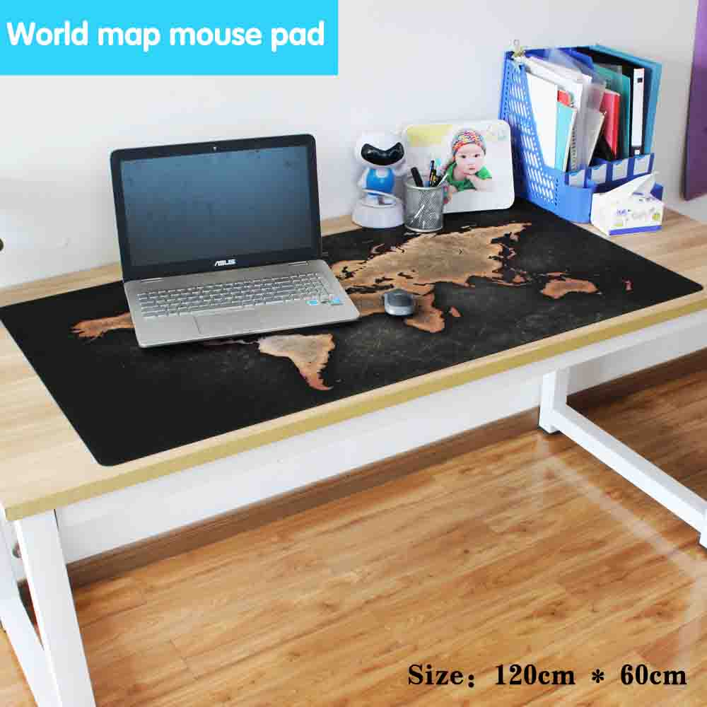 2017 new hot various size new world map office mouse pad speed 2017 new hot various size new world map office mouse pad speed computer gaming mouse pad table mat in mouse pads from computer office on aliexpress gumiabroncs Gallery