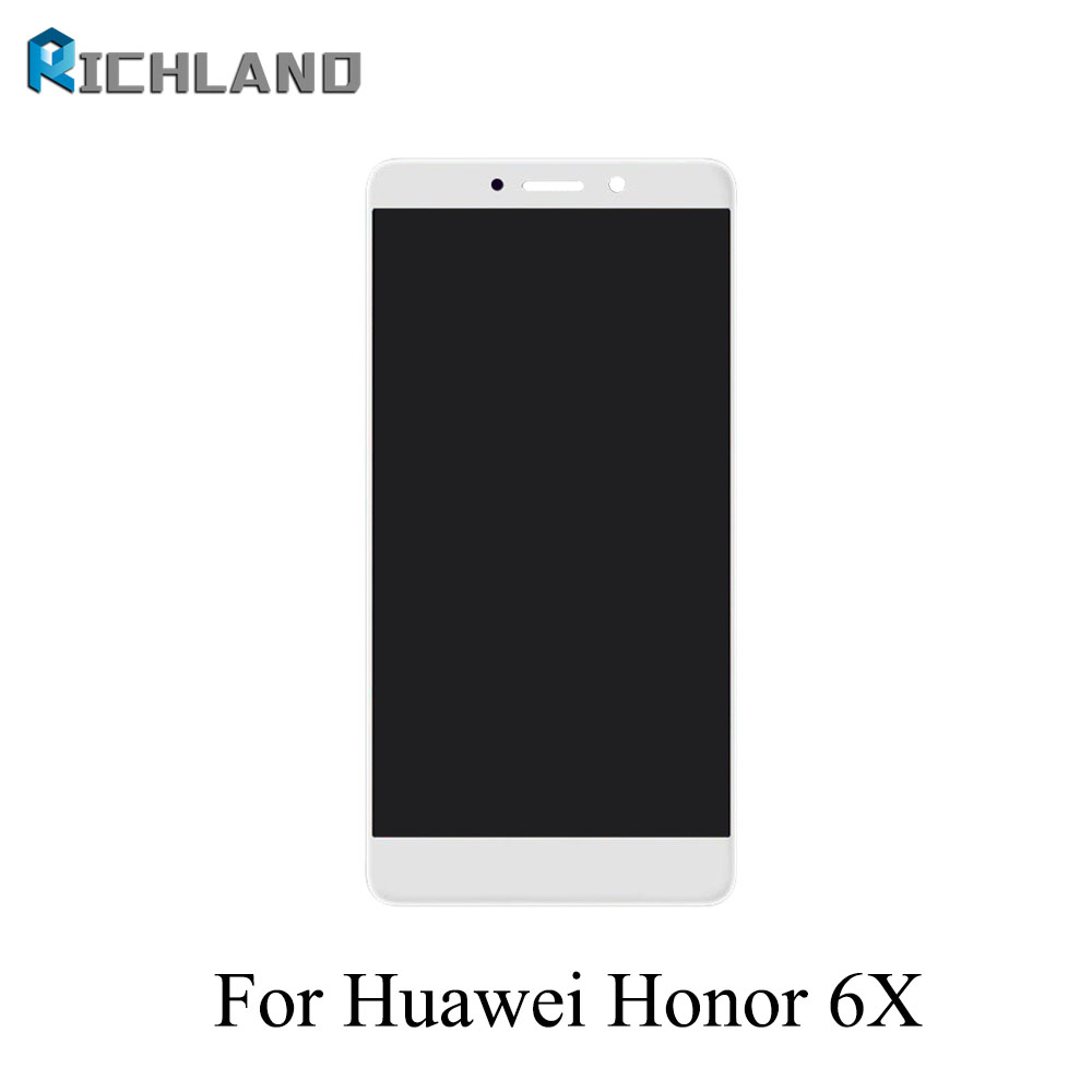 Reepanel for Huawei Honor 6X LCD Display Touch Screen+Tools Replacement  Accessory For Honor 6X 5 5