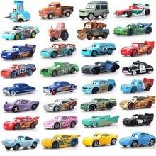 Disney Pixar Cars 2 3 Lightning 39 style McQueen Mater Jackson Storm Ramirez 1:55 литье под давлением автомобиль металлический сплав мальчик малыш игрушки подарок