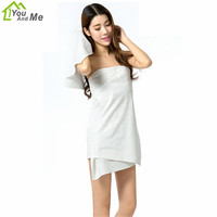 High Qulity Non Woven Foot Massage Beauty Salon Travel Hotel White One Time Bath Towel Towel