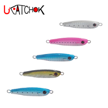 4pcs/pack 18g 28g assist hook jig bait small jig lure beach surf metal fish long cast lure rock jigging lure bait metal jig bait