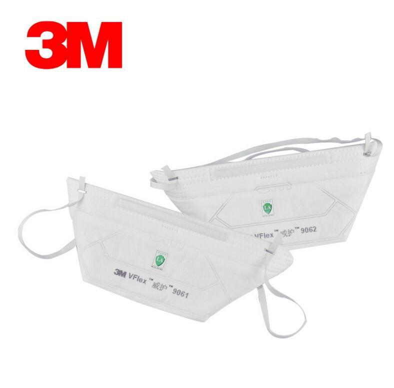 WAB11-3 mt 9061 ear strap falten anti-partikel KN90 grade filter industrielle staub staub maske