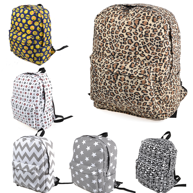 School Bags Backpacks Baby Boys Girls Nursery Toddler Cute Rucksack Stars Printing Nylon Children Backpacks Kids Kindergarten(China)