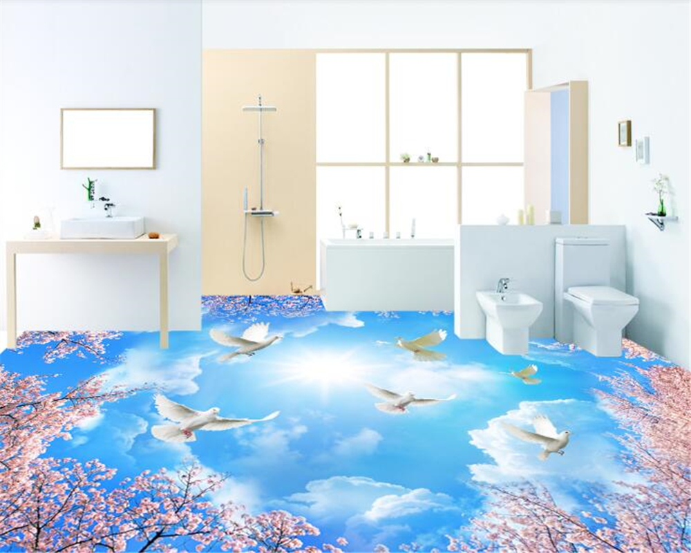 Beibehang Vinyl Wall3d Wallpaper Custom Photo Wallpapers