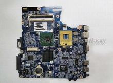 For hp 520 530 448339-001 Original laptop Motherboard LA-3491P for intel cpu with integrated graphics card 100% tested fully