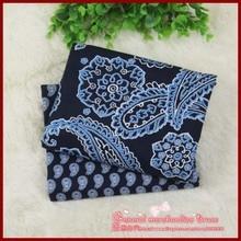 2pcs 150*50cm Navy series Retro patchwork baby cloth tartan ethnic fabric cotton crafts materials tilda textile