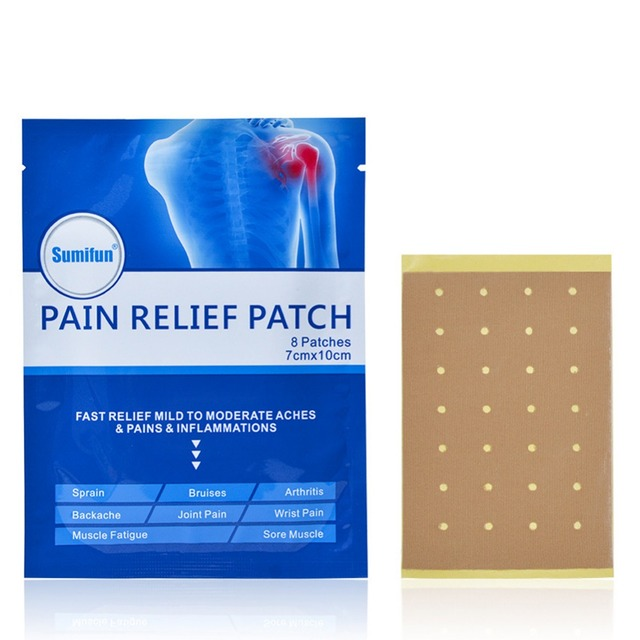 Hot Patches For Muscle Pain Plaster  Cm Medical Pain Relief Patches Joint Arthritic