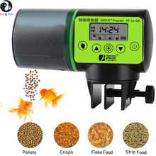 Auto Fish Feeder, Moisture-Proof Electric Feeder,Aquarium Tank Timer Feeder Vacation &Weekend 2 Food Dispenser
