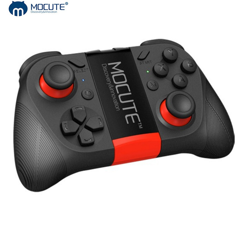 Mocute 054 053 050 Gamepad Bluetooth móvil Android Joystick inalámbrico VR controlador Smartphone Tablet PC teléfono inteligente TV Game Pad