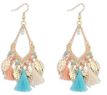 boho jewelry - earrings