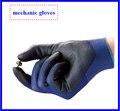 2016 As novas luvas de borracha nitrílica mergulhado revestimento de mergulho operação bem usar vestuário de protecção luvas de trabalho frete grátis